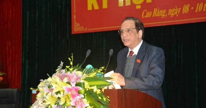 Thủ tướng phê chuẩn nhân sự, phó chủ tịch tỉnh