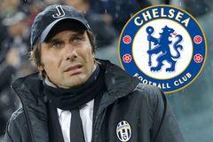 Chelsea bổ nhiệm Conte làm HLV trưởng