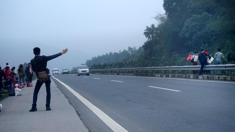cao tốc Nội Bài - Lào Cai, vi phạm giao thông