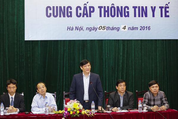 Việt Nam có 2 ca nhiễm virus Zika đầu tiên