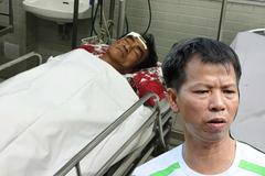 Sau ông Nén đến ông Chấn bị tai nạn phải nhập viện