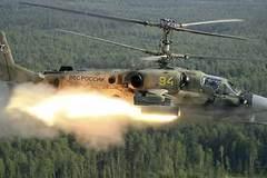 Video hiếm về 'Cá sấu' Ka-52 oanh tạc ở Syria