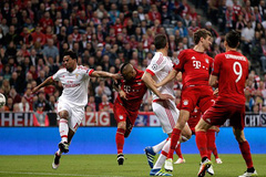 Video: Bayern Munich 1-0 Benfica