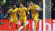 Video: Barca 2-1 Atletico Madrid