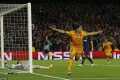 Suarez lên đồng, Barca ngược dòng hạ Atletico