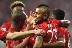 Thắng sát nút Benfica, Bayern Munich chiếm lợi thế