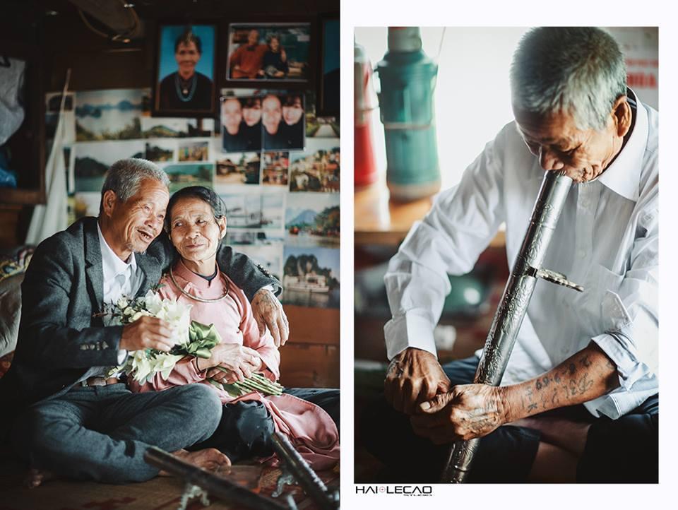 ảnh cưới, cụ ông bà,ảnh cưới đẹp