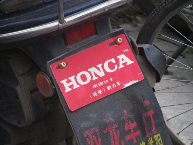 Những sản phẩm nhái 'khó đỡ' của Trung Quốc