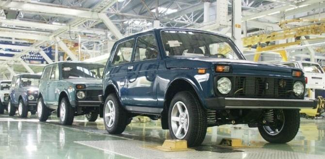 Rút giấy phép xây dựng nhà máy lắp ráp ô tô Nga