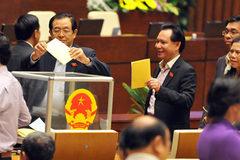 Quốc hội hoàn tất miễn nhiệm Thủ tướng