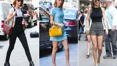 Không hổ danh 'nữ hoàng street style'