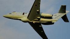 Máy bay quân sự mất tích ở Nhật