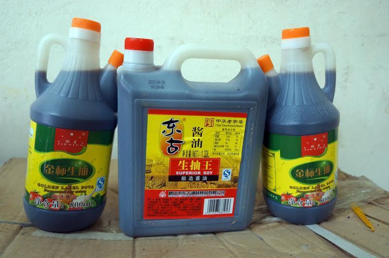 Hà Nội: Thu giữ hơn nửa tấn bột pha chế trà sữa