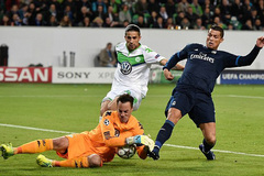 Video: Wolfsburg 2-0 Real Madrid