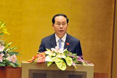 Đề nghị miễn nhiệm Phó Chủ tịch nước