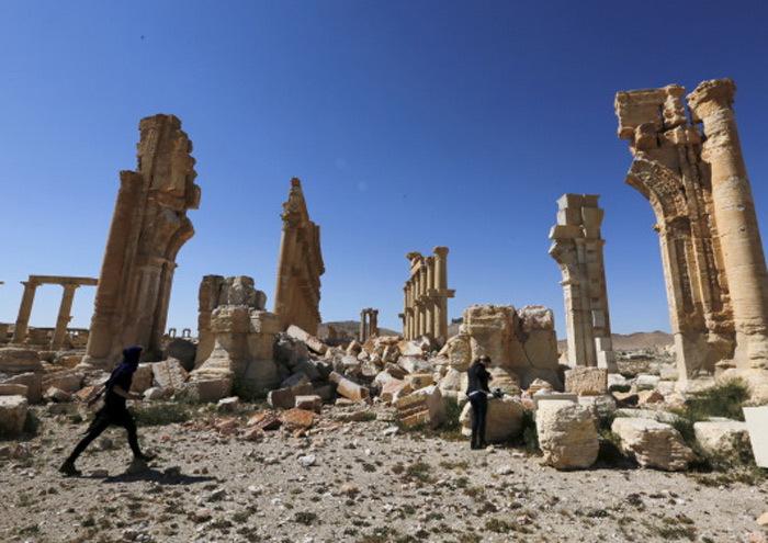Nga tiết lộ số tiền 'khủng' IS kiếm chác từ cổ vật