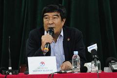 VFF nói ông Lê Hùng Dũng vẫn đủ sức khoẻ để điều hành