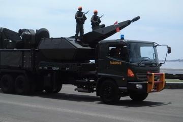 Indonesia triển khai hệ thống phòng không bảo vệ biển Đông