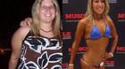 Từ béo phì đến người mẫu áo tắm