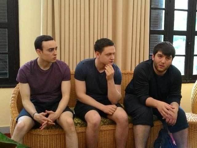 3 khách Anh tố khách sạn ở phố cổ ăn chặn tiền tour