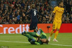 Top 5 bàn thắng đẹp nhất lượt đi tứ kết Champions League