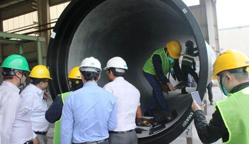 đường ống sông Đà số 2, nhà thầu Trung Quốc, Vinaconex, hậu trường đấu thầu ống nước sông Đà