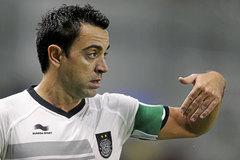 Xavi muốn thay Enrique dẫn dắt Barca
