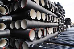 Dùng gang dẻo làm ống nước: Cẩn trọng với nhà thầu Trung Quốc
