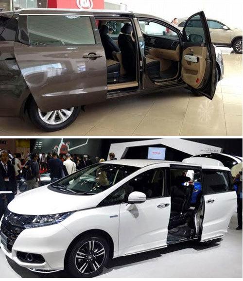Xe đa dụng, xe đa dụng cao cấp, xe MPV, mẫu xe, phân khúc xe đa dụng, thị trường xe đa dụng, mẫu xe gia đình