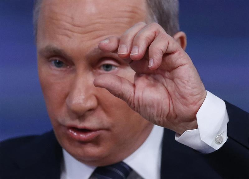Thế giới 24h: Putin phản pháo Hồ sơ Panama