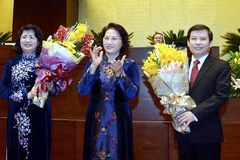 Bà Đặng Thị Ngọc Thịnh làm Phó Chủ tịch nước