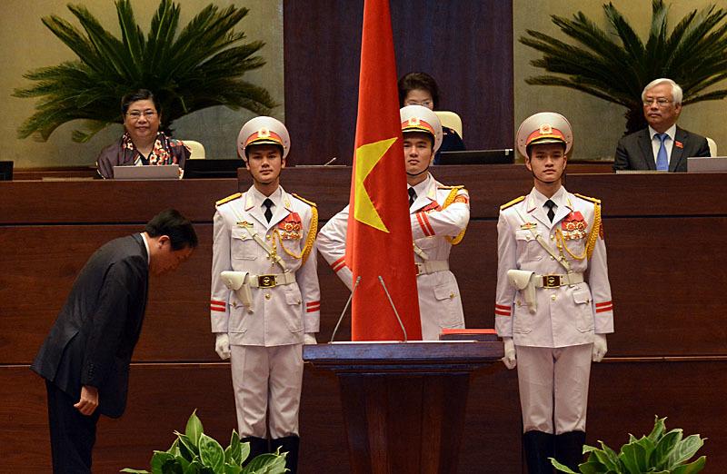 Ông Nguyễn Hòa Bình làm Chánh án tối cao