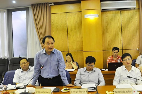 Hà Nội, cơ sở dữ liệu quốc gia, hộ tịch, khai sinh, Bộ Tư pháp, định danh cá nhân