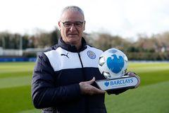 HLV Ranieri, Harry Kane xuất sắc nhất tháng 3 EPL