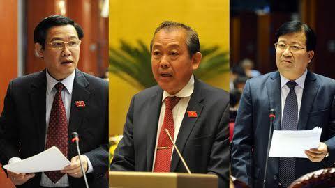 Thủ tướng Nguyễn Xuân Phúc, Phó Thủ tướng