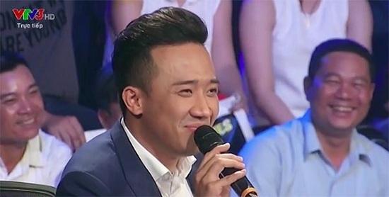 Trấn Thành, nhạy cảm, trực tiếp, truyền hình, Tìm kiếm tài năng Việt, Vietnam's Got Talent.