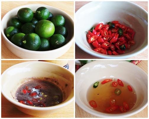 Trưa cuối tuần với bún đậu ngon ở Hà Nội