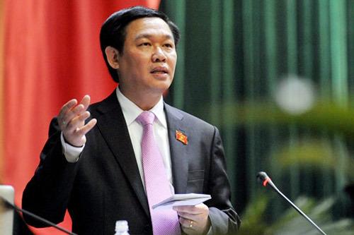 Vương Đình Huệ, Phó Thủ tướng, Ủy viên Bộ Chính trị