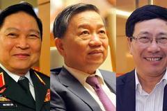 Điểm chung của bộ trưởng 3 bộ trọng yếu