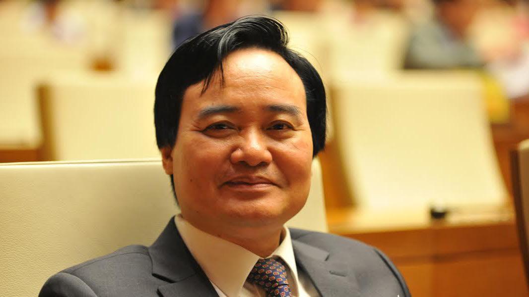 Bộ trưởng Phùng Xuân Nhạ: Đừng mất công đòi hỏi sách giáo khoa