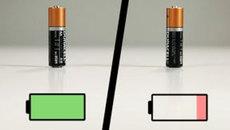 Tâm điểm CN: Cách dễ nhất để biết pin đã hết