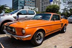 """Cặp đôi siêu xế cơ bắp Ford Mustang """"siêu độc"""" tại VN"""
