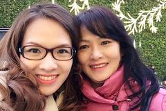 Nhan sắc xinh đẹp của em gái MC thời tiết hot nhất Việt Nam