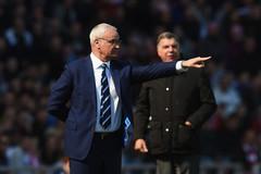 Ngắm thần sắc Ranieri khi Leicester áp sát ngôi vô địch