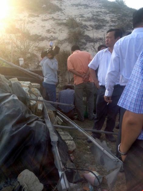 Thông tin mới nhất về kho vàng 4.000 tấn dưới giếng cổ ở Bình Thuận