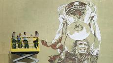 Nóng rẫy 5 thành phố Việt đón cúp UEFA Champions League