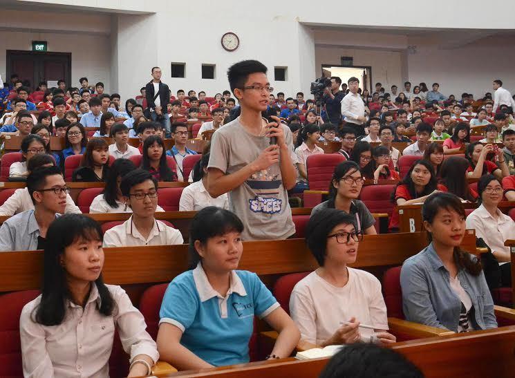 Sinh viên khởi nghiệp, nguyên Phó thủ tướng Vũ Khoan, 8 chữ T cho sinh viên khỏi nghiệp