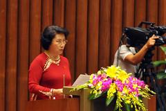Trình QH phê chuẩn Thủ tướng làm Phó Chủ tịch HĐ quốc phòng an ninh