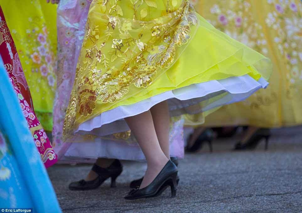 Thế giới thời trang của phụ nữ Triều Tiên