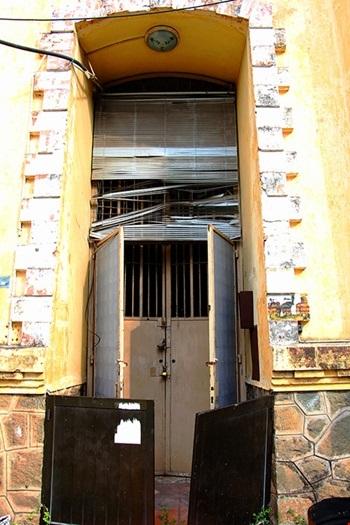 thủy đài cổ xưa nhất của Sài Gòn, hồ Con Rùa, Tổng Công ty Cấp nước Sài Gòn, kiến trúc Pháp